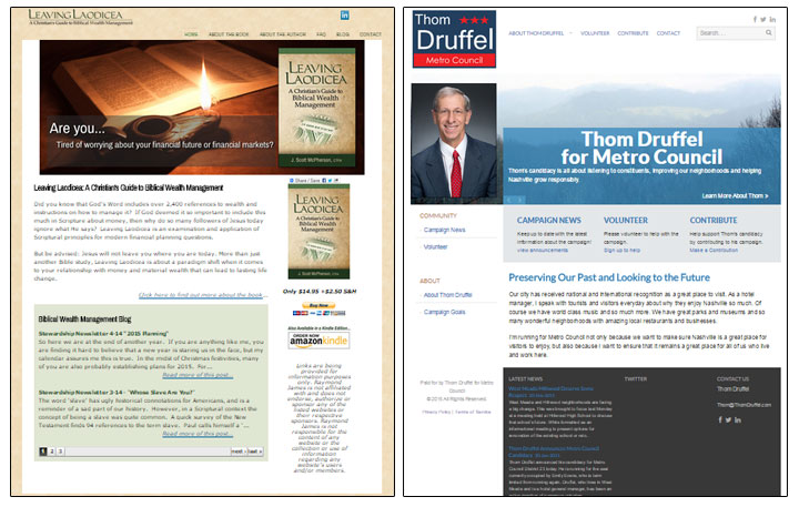 A Guide to Biblical Wealth / Thom Druffel for Metro Council