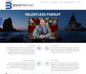 Brent Widman Consulting Website
